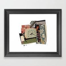 otis Framed Art Print