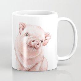 Pink Baby Pig Coffee Mug