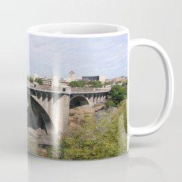 Monroe Street Bridge in Spokane Washington Coffee Mug