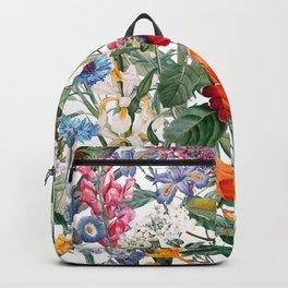 Vintage Garden IX Backpack