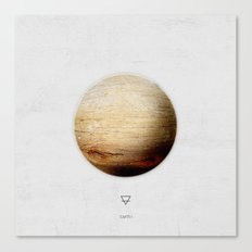 Element: Earth Canvas Print