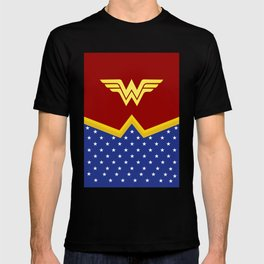 Wonder Of Woman - Superhero T-shirt