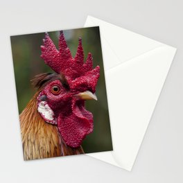 Cockerel in the Jungle Stationery Cards