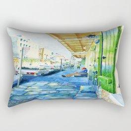 French Quarter Rectangular Pillow