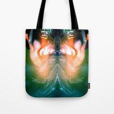 Lady Hawk Tote Bag