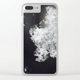 snow day #2 Clear iPhone Case