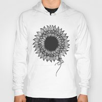 sunflower Hoodies featuring Sunflower by kocha studio™