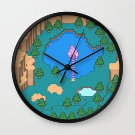 Earthbound / Mother 3 - Aeolia's House Wall Clock