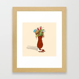 The Ultimate Bloody Mary Framed Art Print