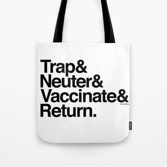 Trap& Neuter& Vaccinate& Return. by voxfelina