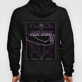 JUST DONT - QUEER OCCULT Hoody