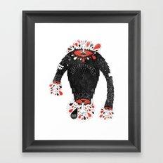 SALVAJEANIMAL headless II Framed Art Print