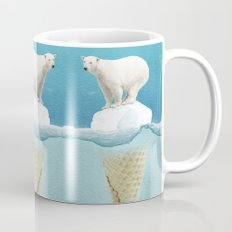 Polar ice cream cap Mug