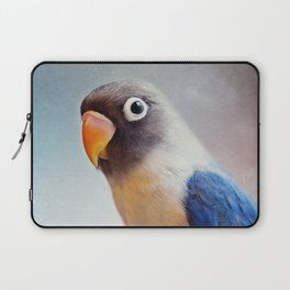 Lovey Portrait  Laptop Sleeve