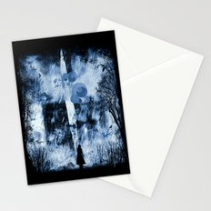 rain walker redux Stationery Cards