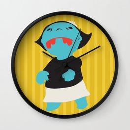 Zombie Betty Wall Clock