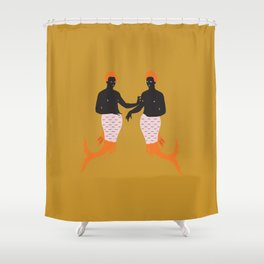 Gabrielle II Shower Curtain