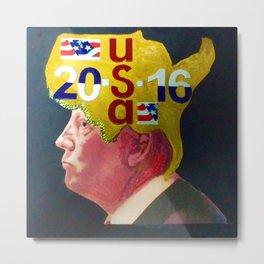 Trump Metal Print
