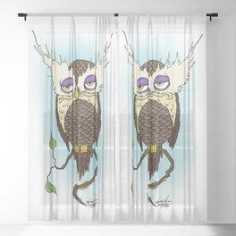 Whatever... Sheer Curtain