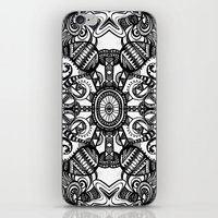 running iPhone & iPod Skins featuring Running by GBret