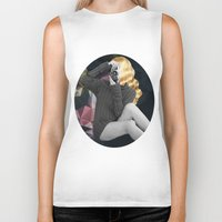 selfie Biker Tanks featuring Selfie by Cs025