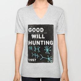Good Will Hunting   Gus Van Sant Unisex V-Neck