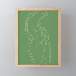 Introspection Framed Mini Art Print
