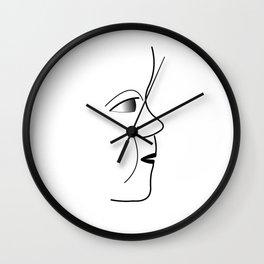 Little Beauty Wall Clock