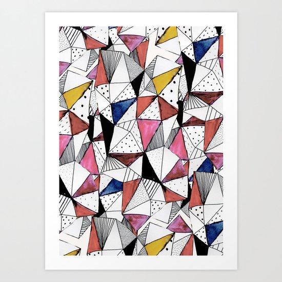 TD17 Art Print