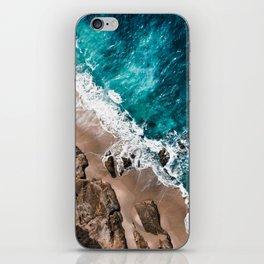 Rocky Beach iPhone Skin