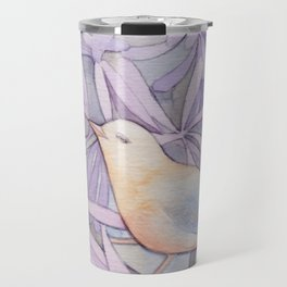 Affable Bird Travel Mug