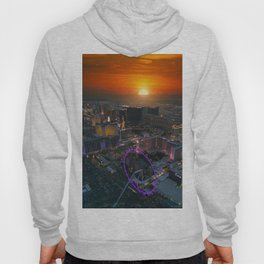 Sunset in Vegas Hoody