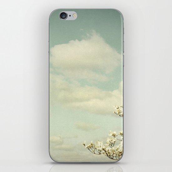 Feeling Lighter Than Air iPhone & iPod Skin