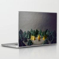 camp Laptop & iPad Skins featuring camp by Chelsea Gass