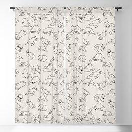 More Sleep Sloth Blackout Curtain