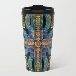 Omni-Abstract Travel Mug