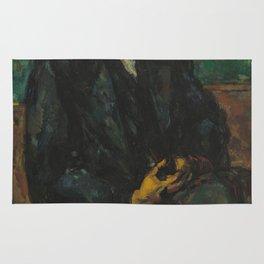 Paul Cézanne - The Gardener Vallier Rug