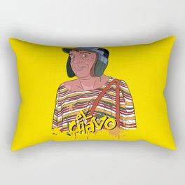 El Chavo del Ocho - Chespirito  Rectangular Pillow