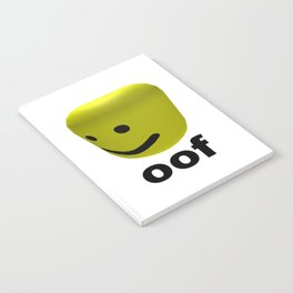 Roblox Oof - Roblox Notebook