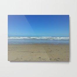 Surf Beach Metal Print