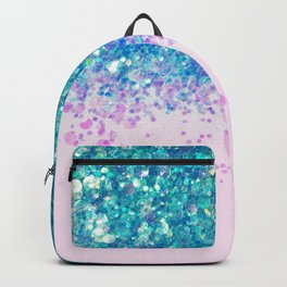 Unicorn Princess Glitter #4 (Photography) #sparkly #decor #art #society6 Backpack