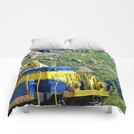 Crustacean Dinner Comforters