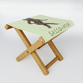 Sassquatch Folding Stool