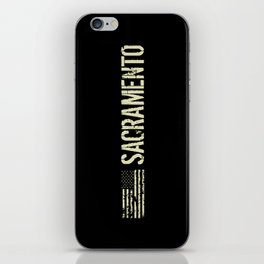 Black Flag: Sacramento iPhone Skin