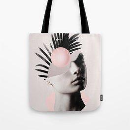 Empty mind Tote Bag
