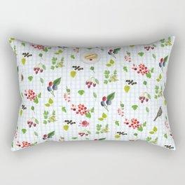 Merry Berries Rectangular Pillow
