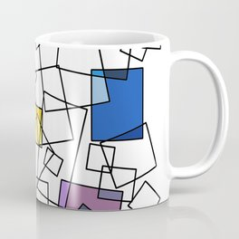 Colors in the Mix Coffee Mug