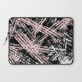 Desert Tracks Pink Laptop Sleeve