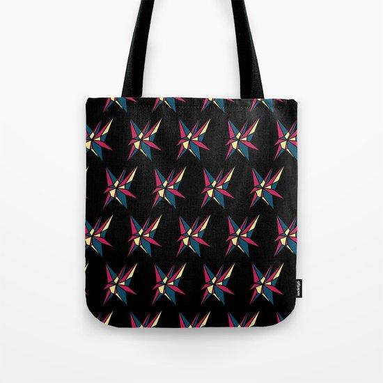 Crystallis [BLACK] Tote Bag