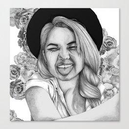 Debby Ryan Canvas Print